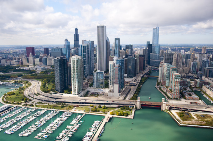 Chicagos Skyline