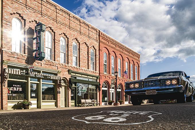 Illinois – Auf den Spuren der alten Route 66