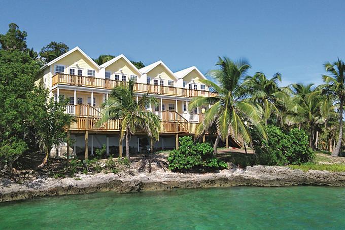 Bluff House Beach Resort & Marina, Green Turtle Cay, Abacos