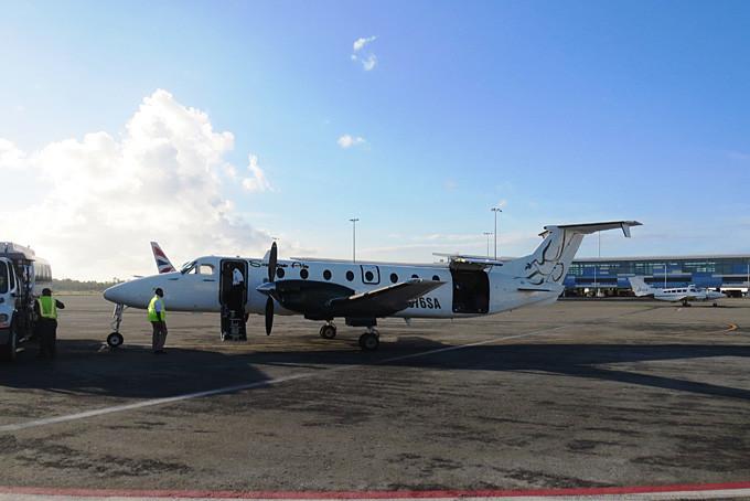 Kleinflugzeug der Southern Air