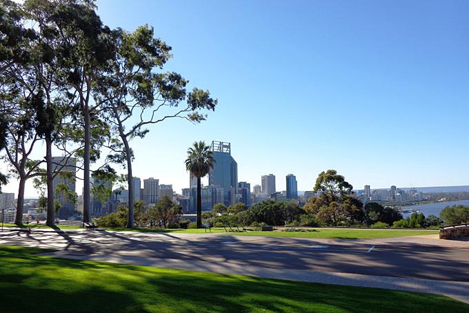 Der Kings Park, Perth