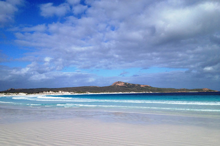 Lucky Bay, Cape Le Grand Nationalpark