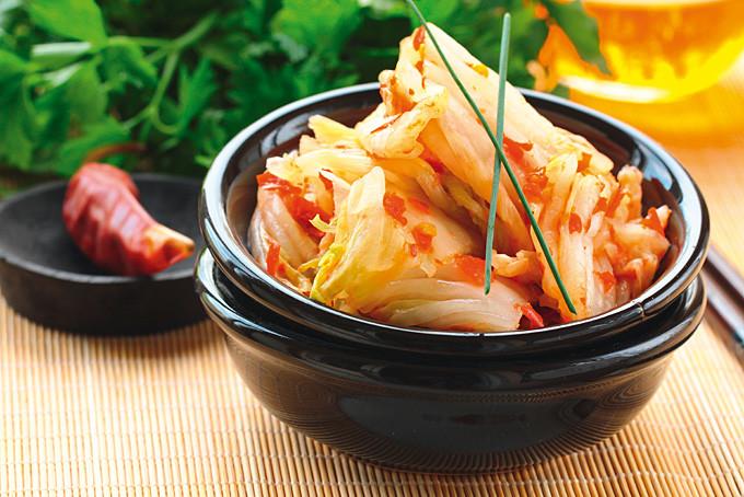 Kimchi: ein scharfes Nationalgericht von Korea
