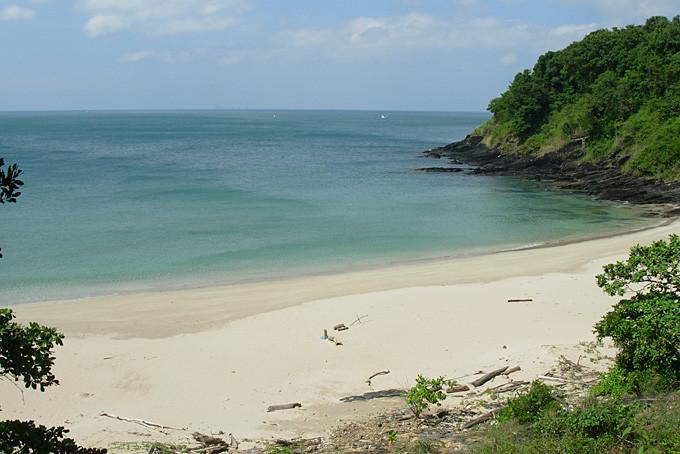 Direkt am Meer: wunderschöne Strände in Thailand
