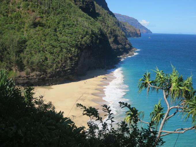Hanakapiai Beach 1