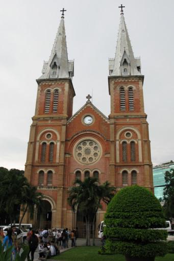 Ho Chi Minh City, Kathedrale Notre Dame