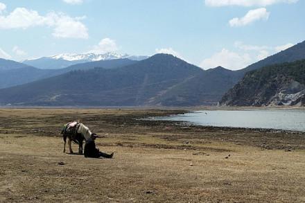 Landschaft Shangrila