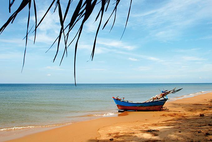Die naturbelassene Insel Phu Quoc