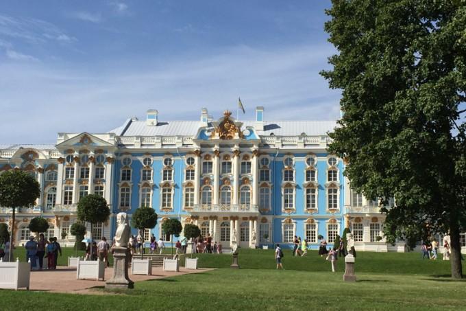 Katharinen-Palast, St. Petersburg