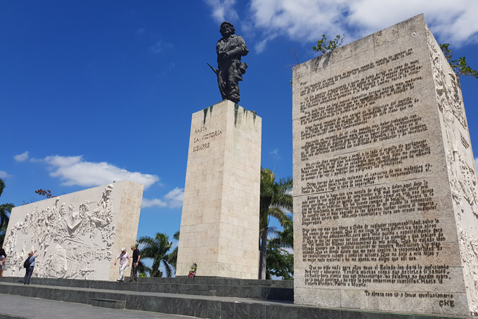Monument Che Guevara à Santa Clara