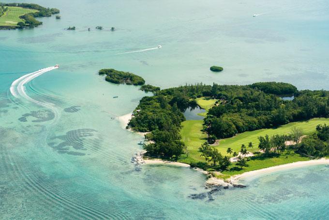 Mauritius – Golfen im Paradies