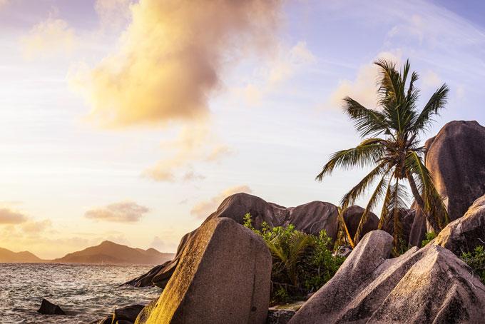 Les îles des Seychelles