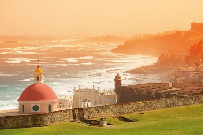 Puerto Rico – wo die Lebensfreude überall zu spüren ist.