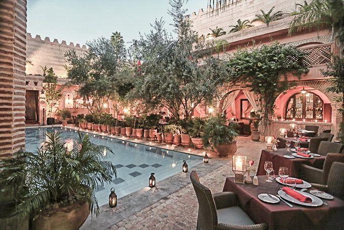 La Maison Arabe, Marrakesch