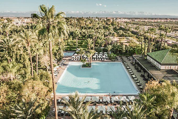 La Mamounia, Marrakesch