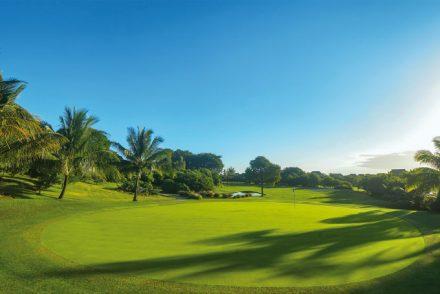 Golfen im Paradies