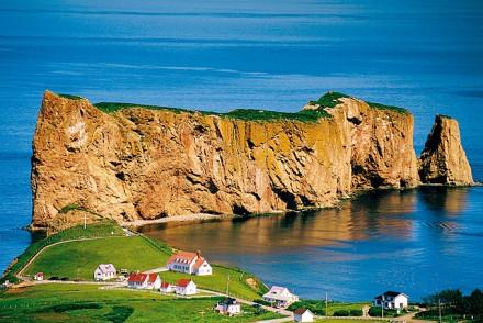 Rocher-Percé in der Gaspésie, Provinz Quebec
