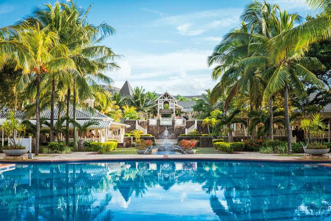 Le Telfair Golf & Wellness Resort*****⁽*⁾