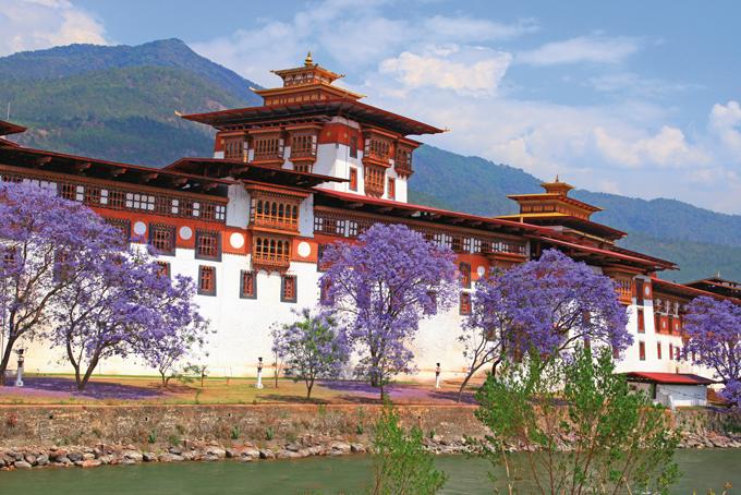 Punakha-Dzong-Kloster