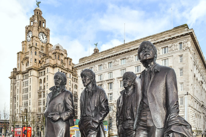 Liverpool-The Beatles