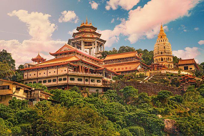 Buddhistischer Tempel Kek Lok Si, Penang