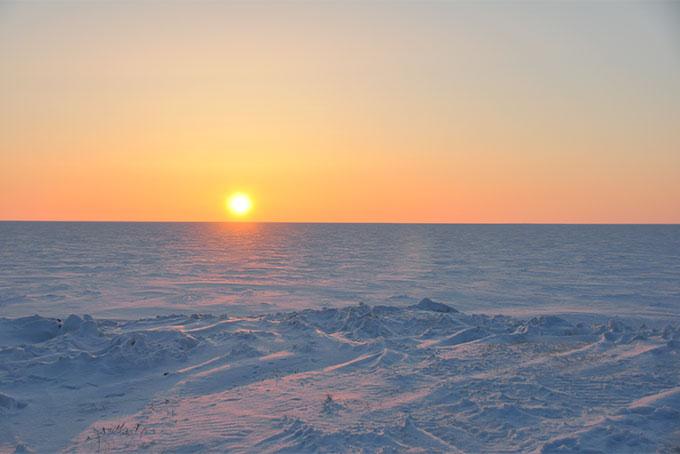 Winterträume in der Western Arctic in Kanada