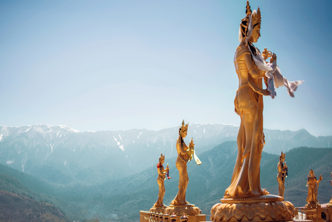 Bhutan – im Land des Donnerdrachens