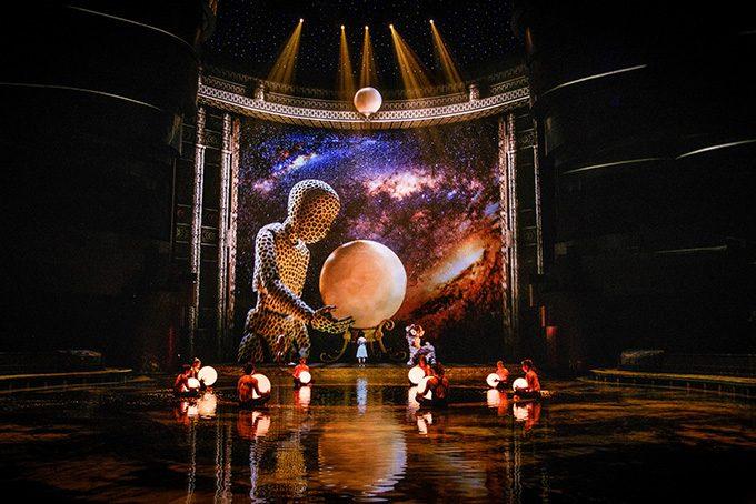 La Perle in Dubai – Ein aussergewöhnliches Theatererlebnis