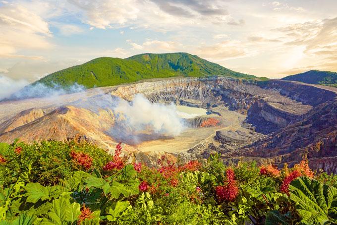 Le Costa Rica, où la diversité dans un petit espace, aussi pour ceux qui s'y rendent une deuxième fois