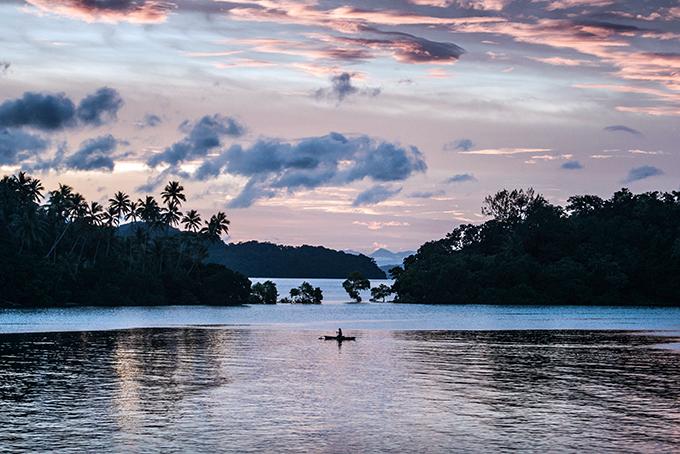 Papouasie-Nouvelle-Guinée, un univers d'aventure