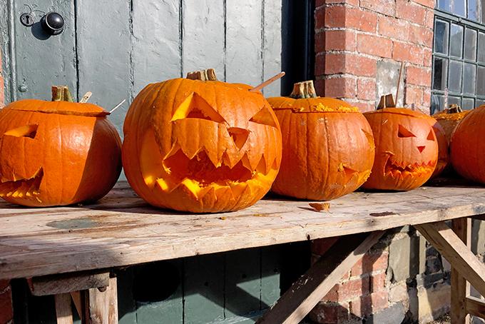 Irland: Halloween