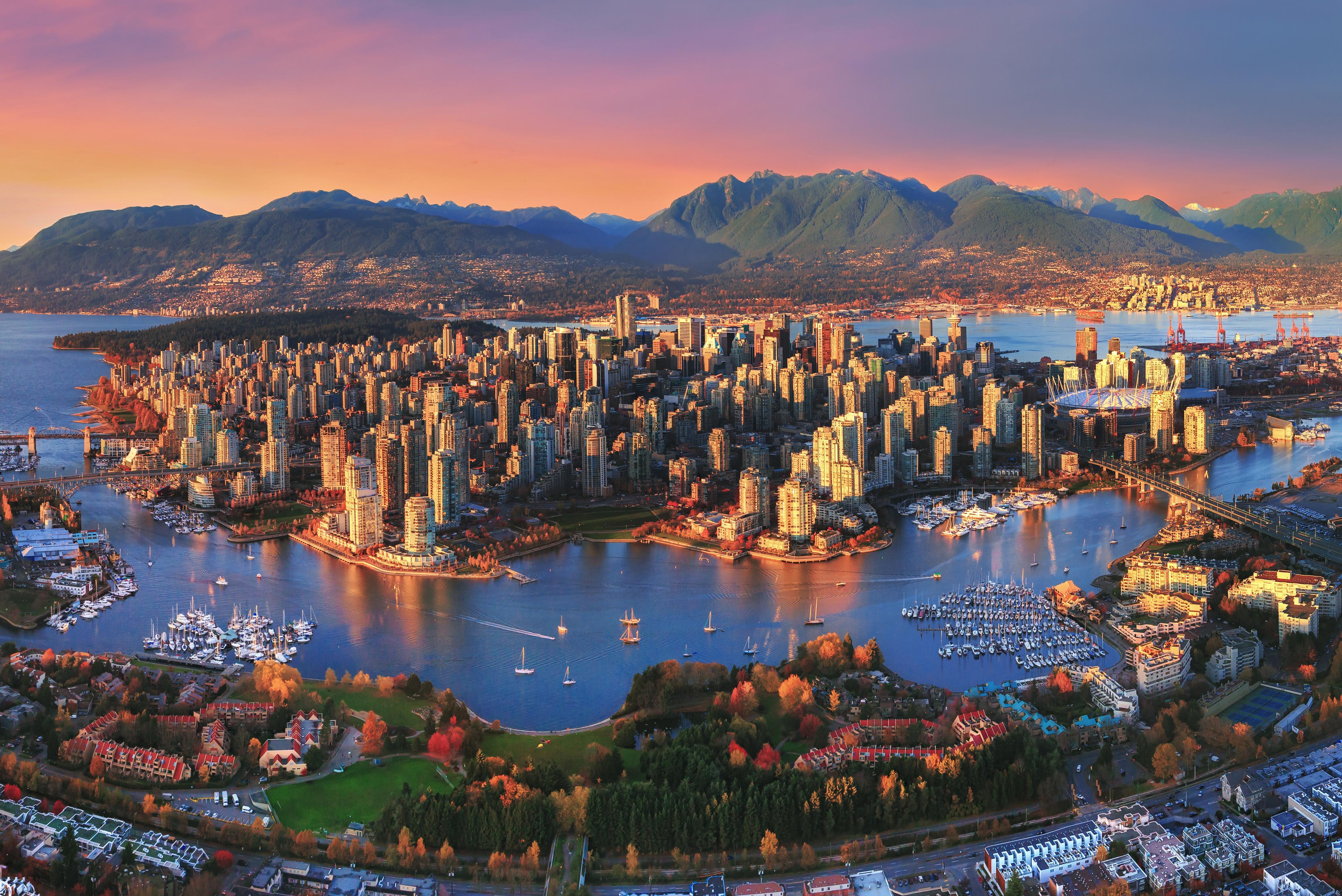 Vancouver – eine Stadt für jeden Geschmack