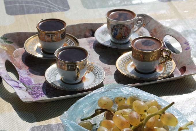 Armenischer Kaffee