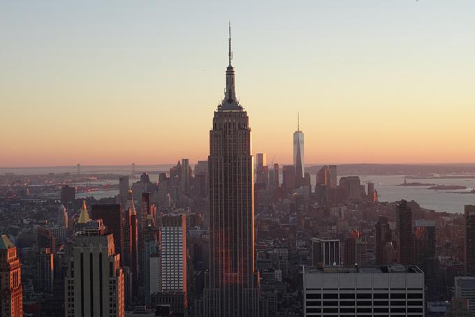 Schöne Aussichten… In New York