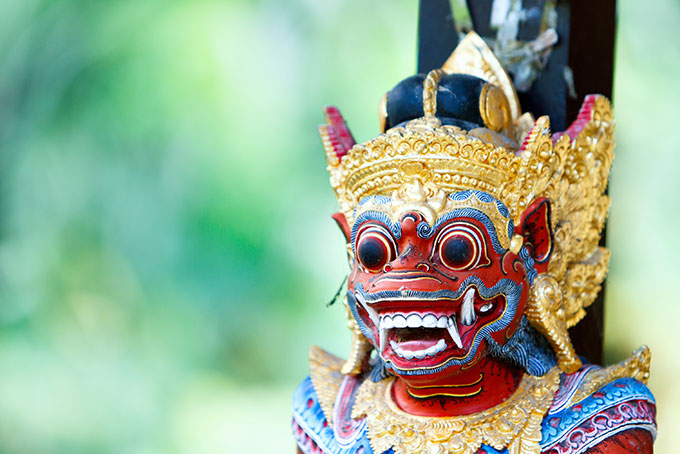 Bali: cérémonie de limage des dents