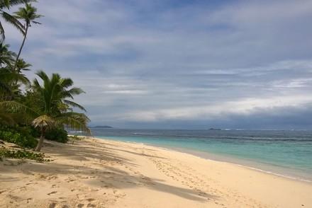 Strand auf Matamanoa Island