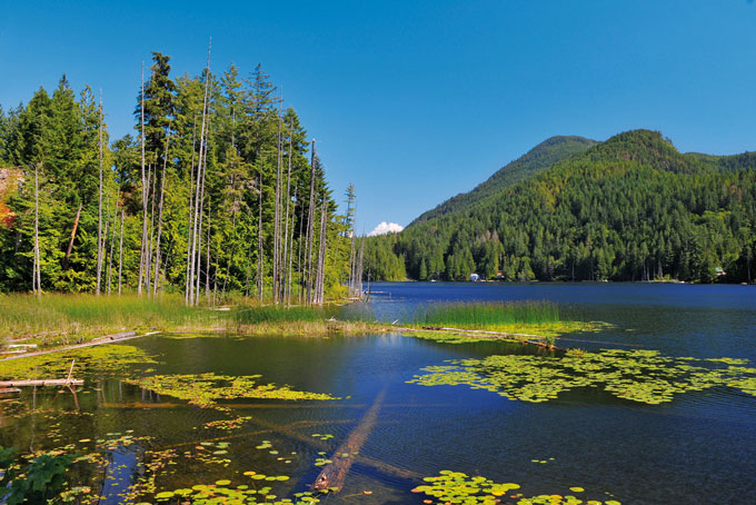 «Hidden Secrets» in British Columbia