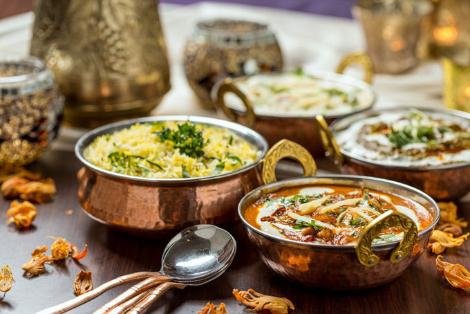 Indische-Küche