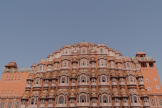 Palast der Winde-Jaipur