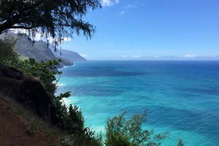 Napali Coast Line, Kauai