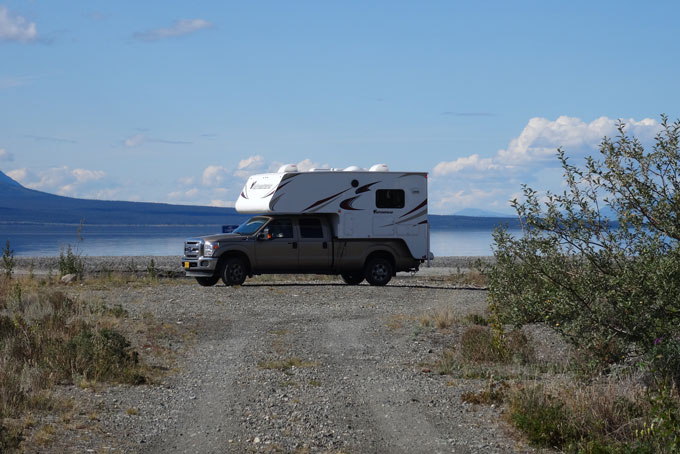 Notre camping-car «Illara» signé Go North