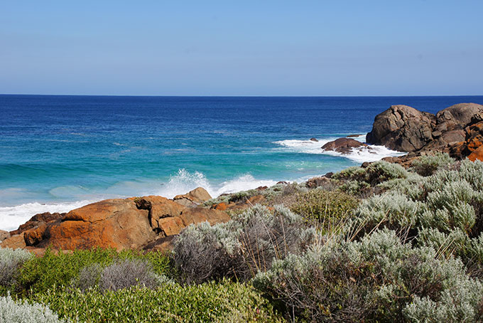 Mit dem Camper unterwegs in West Australien