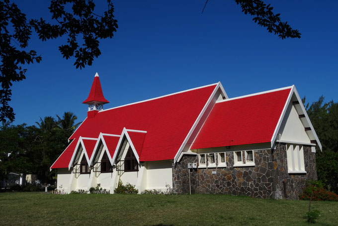 Kirche am Cap Malhheureux