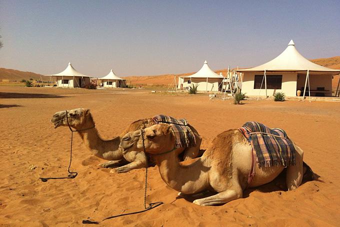 Oman, un conte de fée