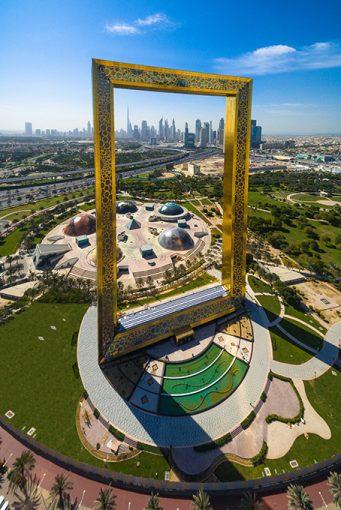 Dubai Frame – Der grösste Bilderrahmen der Welt