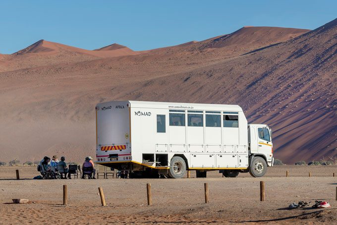 Truck, Dune 45