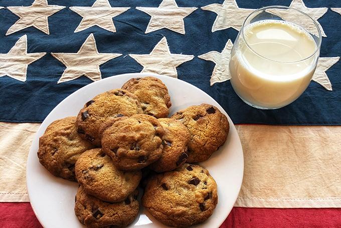 Kulinarisch um die Welt: Chocolate Chip Cookies