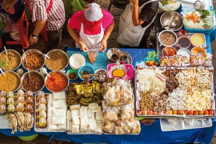 Thailand: Streetfood