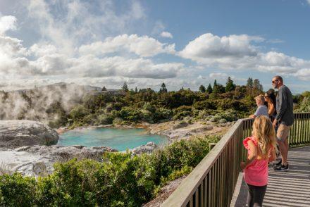 Familienferien Neuseeland