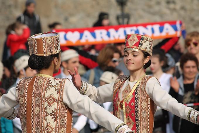 Armenisches Folklorefestival